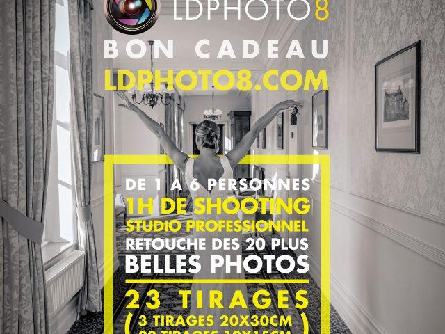 Offre LDphoto8 Studio